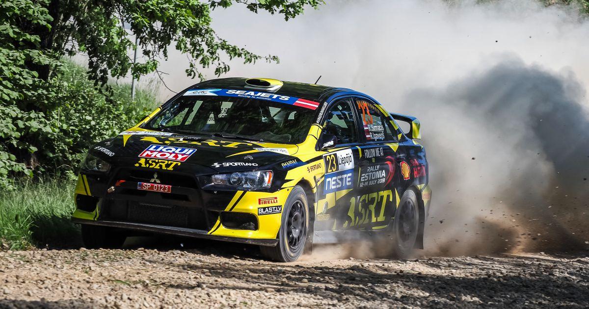 Endine Rally Estonia võitja Sirmacis on sel aastal taas stardis