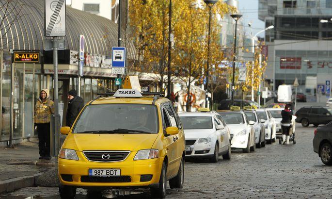 5387b3c0d5b Taksosõitjate elu muutub lihtsamaks - Tarbija