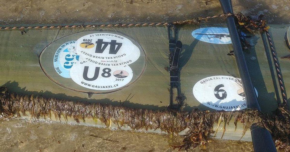 Liivi lahes kadunud lätlase kajak on leitud