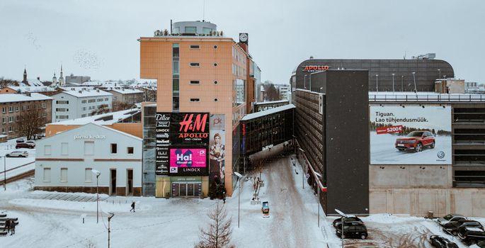 8b6b3b3caab Pärnu Keskuse üks omanikke jõudis Eesti aasta ettevõtja konkursi finaali. |  FOTO: Mailiis Ollino