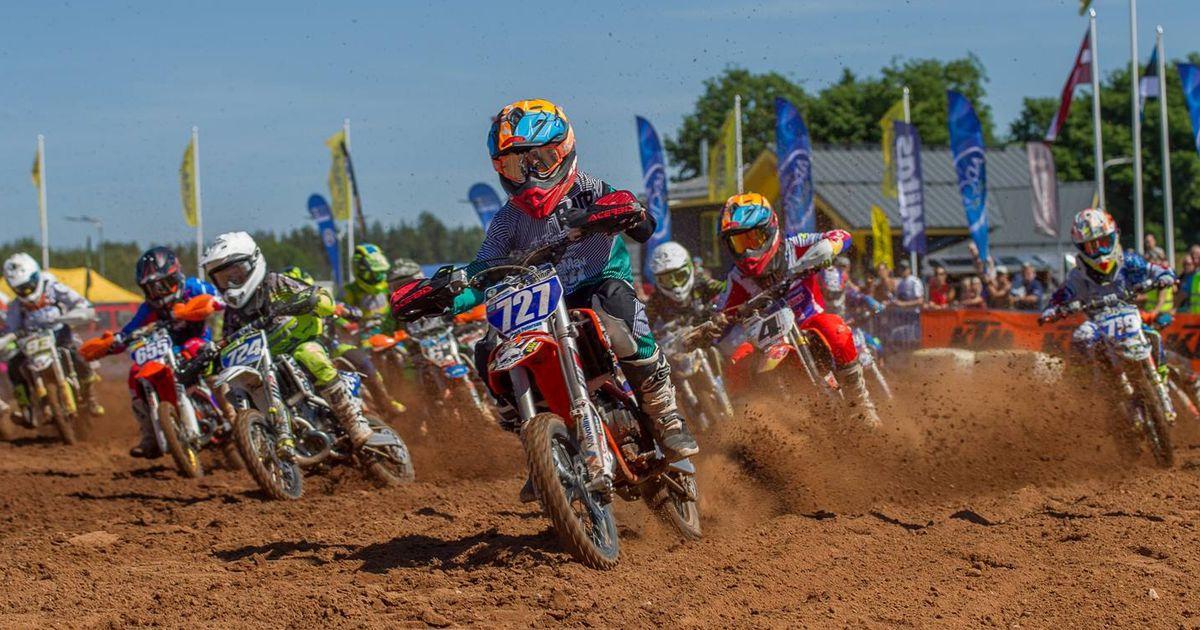 Valgas selguvad motokrossi Euroopa meistrivõistluste finalistid