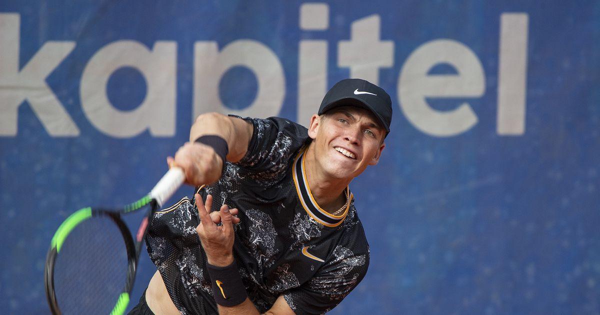 Eesti tennisist võitis Tuneesias karjääri esimese ITF tiitli