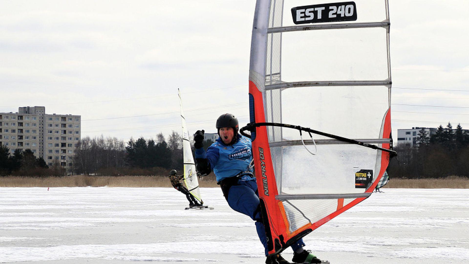 Talisurfi MM toimub veebruaris Pärnus: