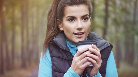 Kohvi joomine enne treeningut võib tulemusi parandada.
