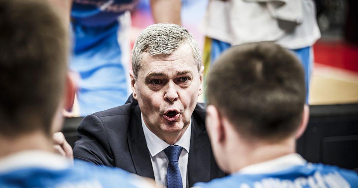 Ukrainian basketball players qualify for EC final tournament under Bagatska – Basketball – Apollo.lv – Sports