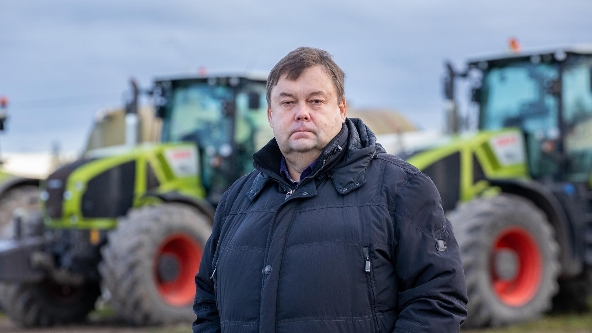 Aasta põllumehe tiitliga pärjatud Indrek Klammer sattus pankrotijadasse:
