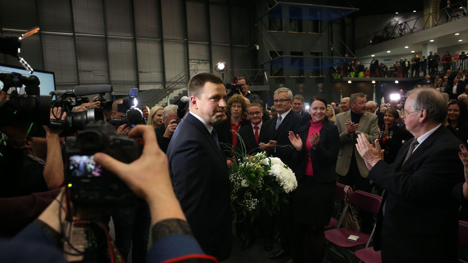 4be23e1837e Blogi: Keskerakonna uueks esimeheks sai Jüri Ratas - Postimees TV - videod,  saated, ülekanded