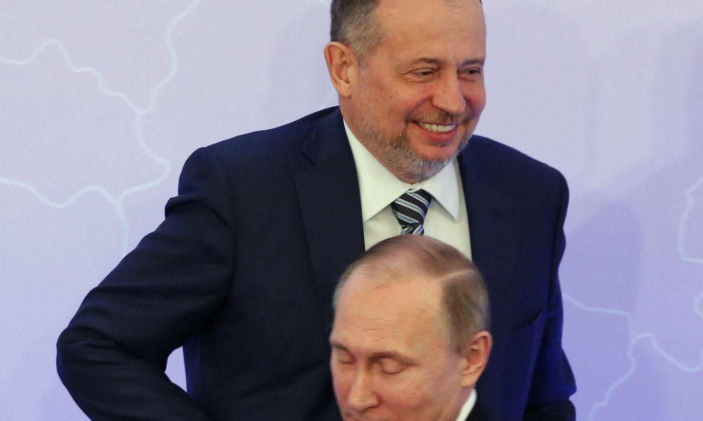 Богатейший россиянин заработал за 2018-й больше 2 млрд.$. А вы, нищеброды?