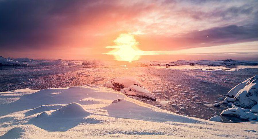 Вольдах Антарктиды отыскали неменее 90 вулканов