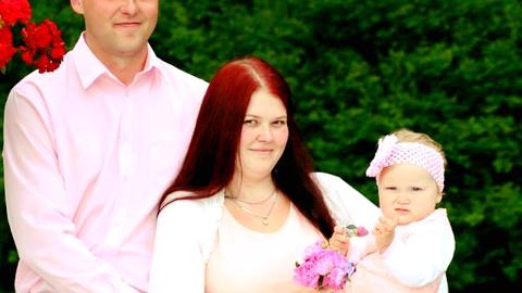 Erko kasvatab koos elukaaslasega 4-aastast tütart.