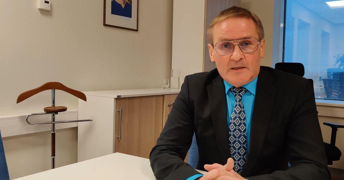Riigihalduse minister Jaak Aab Lõuna-Eestit räsinud tormist: see oli väga hea õppetund