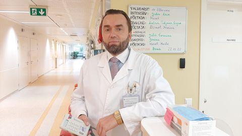 Tartu Ülikooli vasoloogia professor ja meditsiinilise biokeemia vanemteadur Jaak Kals