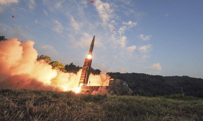 511639e91bf Trump: Põhja-Korea raketibaasides toimuv on normaalne - Maailm ...