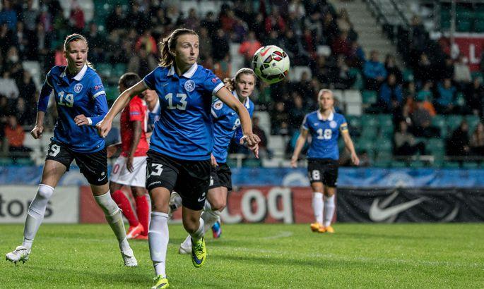 efc43d7a1e9 W3 uudised - Eesti naiste jalgpallikoondis viigistas Fääri saartega