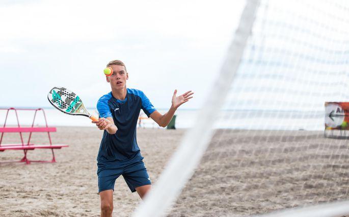 Kaasahaarav rannatennis pürib olümpiale - Sport - Pärnu Postimees