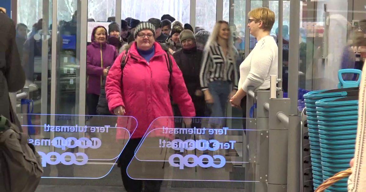 fca636e6e29 VIDEO: Põlva esimene suurpood avas uksed - Uudis.eu