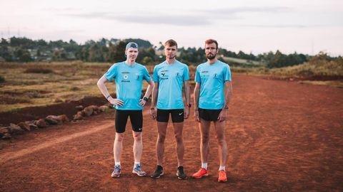 Jooksumehed jäid Aafrikasse lõksu