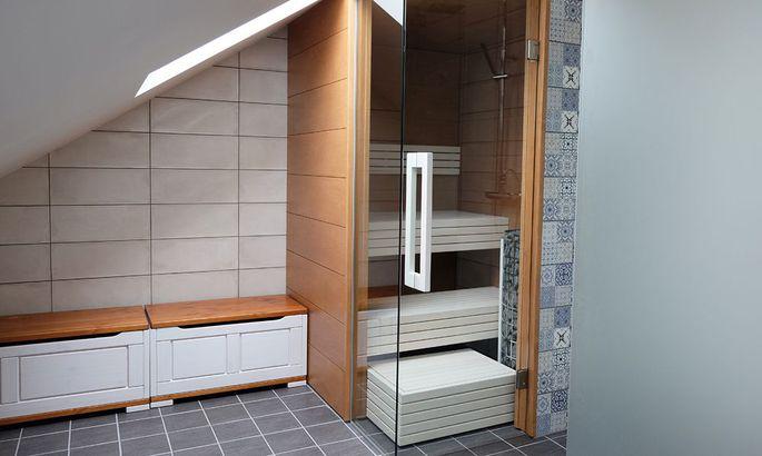 892c8ce5f66 Spetsialist: mõnusa sauna saab ehitada ka kortermajja - Ehitus ja ...