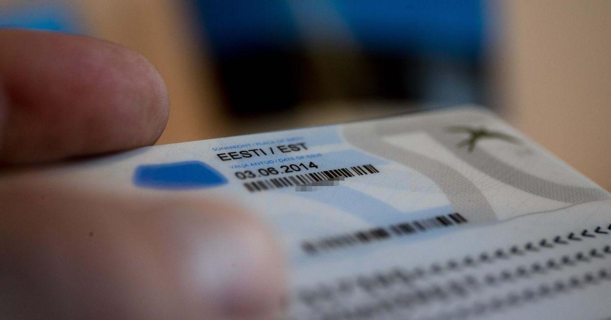 Iga kuues isikut tõendav dokument tellitakse iseteeninduse kaudu