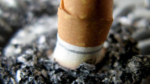 Suitsetaja risk haigestuda kopsuvähki on 10 kuni 25 korda suurem kui mittesuitsetajal