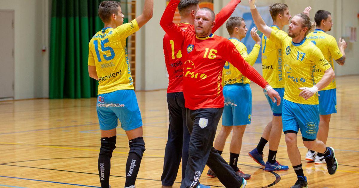 Käsipalli meistriliiga teises voorus kohtuvad mullused finalistid