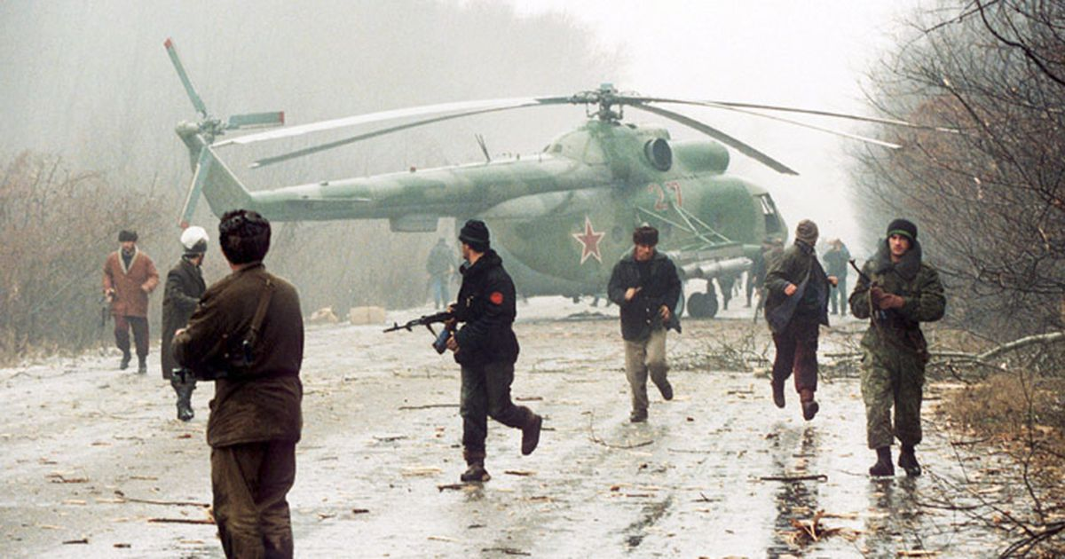 Täna ajaloos 11.12: algas esimene Tšetšeenia sõda