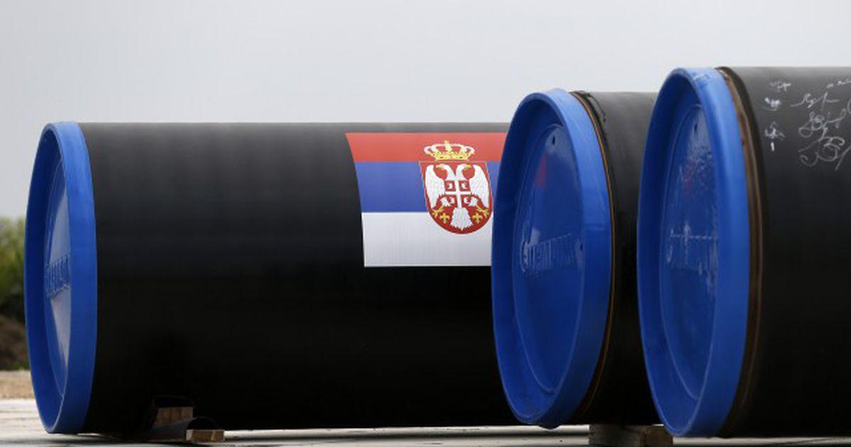 Сербия может подключиться к«Турецкому потоку»