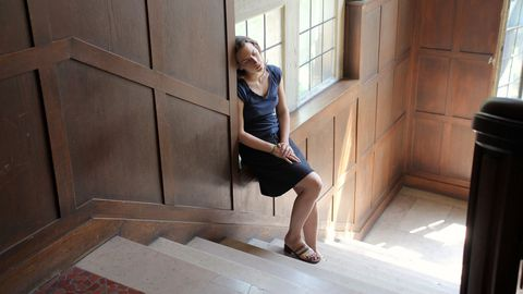 Aneemia väsitab tohutult, isegi trepist kõndimine võib olla väga raske.