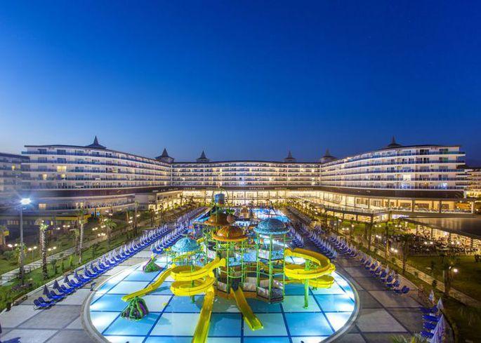 f283d9db851 Türgi TOP 5 hotellid: milline on lastega puhkamiseks parim ...