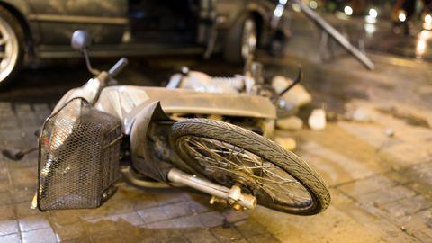 Õnnetus oleks võinud minutitega kustutada vigastatud mehe eluküünla.